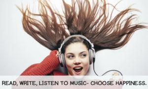 listen -music